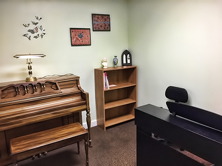 Piano Studio at Naperville Music Academy
